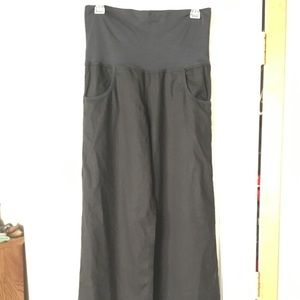 Lululemon foldover waist dress slacks
